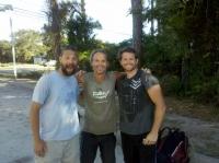 These Guys Walking To California!!